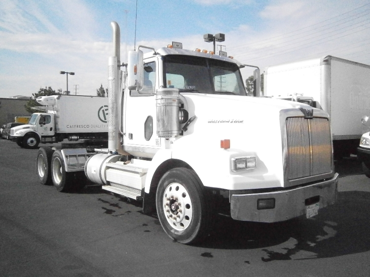 Day Cab Tractor-Heavy Duty Tractors-Western Star-2010-4900SA-TORRANCE-CA-273,648 miles-$53,250