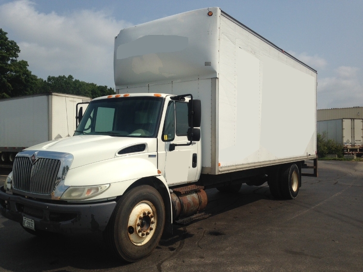 Medium Duty Box Truck-Light and Medium Duty Trucks-International-2009-4300-ETOBICOKE-ON-434,252 km-$14,000