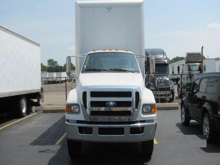 Medium Duty Box Truck-Light and Medium Duty Trucks-Ford-2008-F650-WARREN-MI-185,645 miles-$24,750