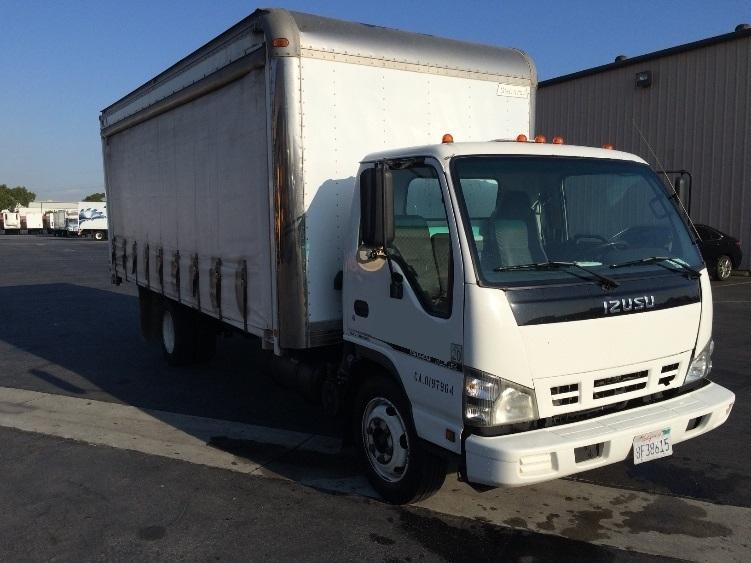 Medium Duty Box Truck-Light and Medium Duty Trucks-Isuzu-2006-NQR-MONTEBELLO-CA-462,946 miles-$6,250
