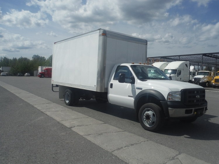Medium Duty Box Truck-Light and Medium Duty Trucks-Ford-2007-F550-OTTAWA-ON-63,985 km-$33,000
