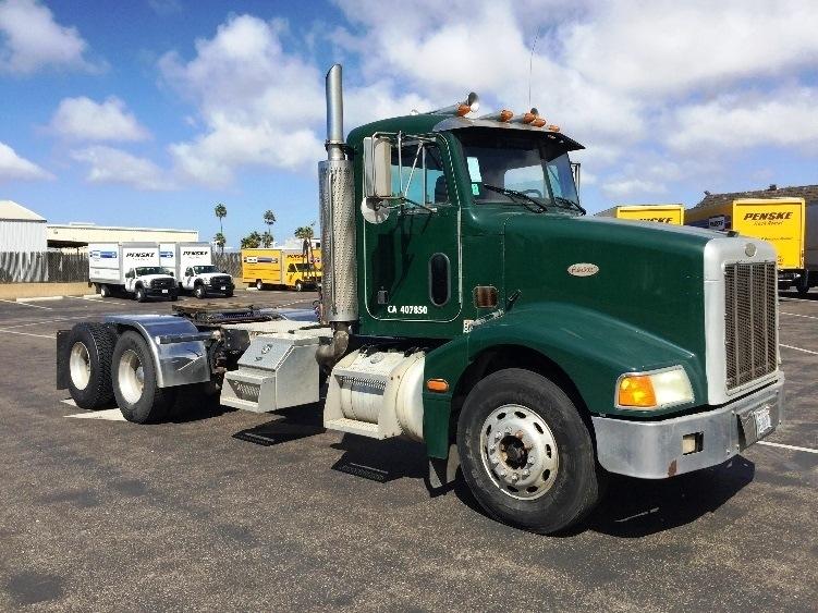 Day Cab Tractor-Heavy Duty Tractors-Peterbilt-1999-385-TORRANCE-CA-996,152 miles-$22,250