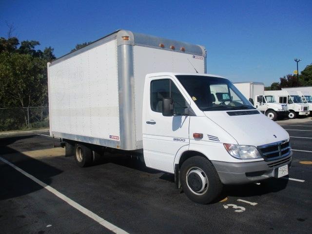 Medium Duty Box Truck-Light and Medium Duty Trucks-Dodge-2006-Mercedes Sprinter-HARRISBURG-PA-93,512 miles-$19,750