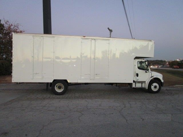 Medium Duty Box Truck-Light and Medium Duty Trucks-International-2002-4300-CONYERS-GA-232,847 miles-$13,500