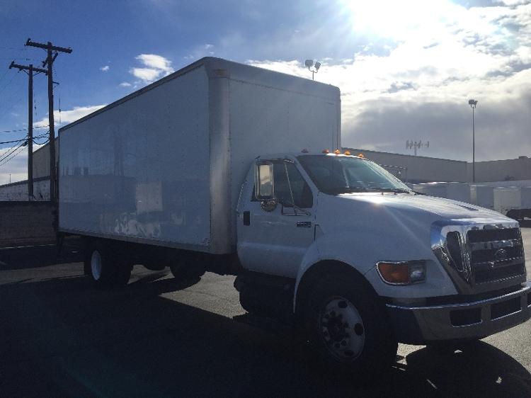 Medium Duty Box Truck-Light and Medium Duty Trucks-Ford-2006-F650-LAS VEGAS-NV-207,379 miles-$18,250