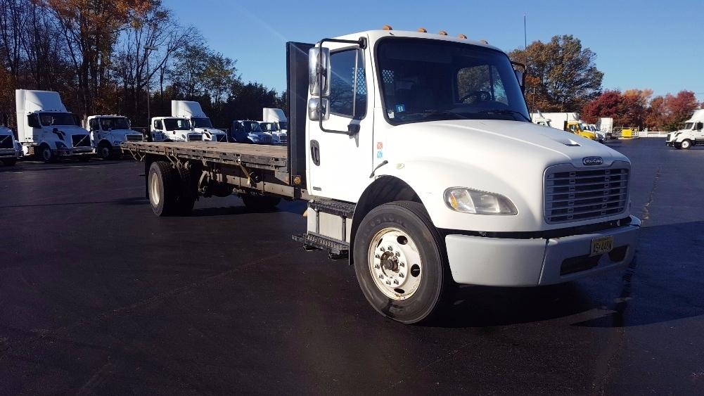 Flatbed Truck-Light and Medium Duty Trucks-Freightliner-2007-M2-PENNSAUKEN-NJ-279,808 miles-$20,000