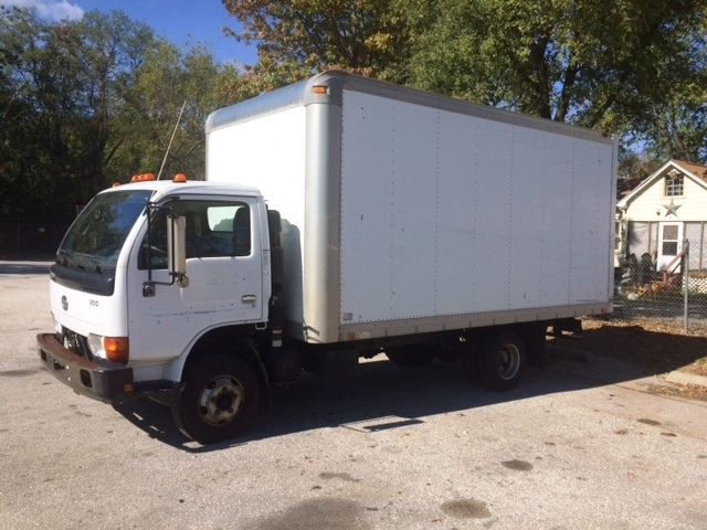 Medium Duty Box Truck-Light and Medium Duty Trucks-Nissan-2005-UD1300-BALTIMORE-MD-231,106 miles-$6,500