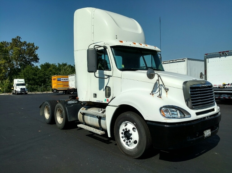 Day Cab Tractor-Heavy Duty Tractors-Freightliner-2007-Columbia CL12064ST-KING OF PRUSSIA-PA-371,029 miles-$24,250
