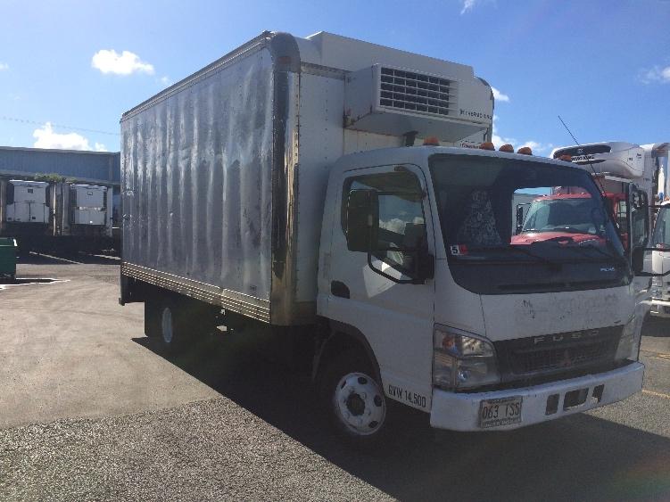 Reefer Truck-Light and Medium Duty Trucks-Mitsubishi-2007-FE180-TORRANCE-CA-194,060 miles-$18,500