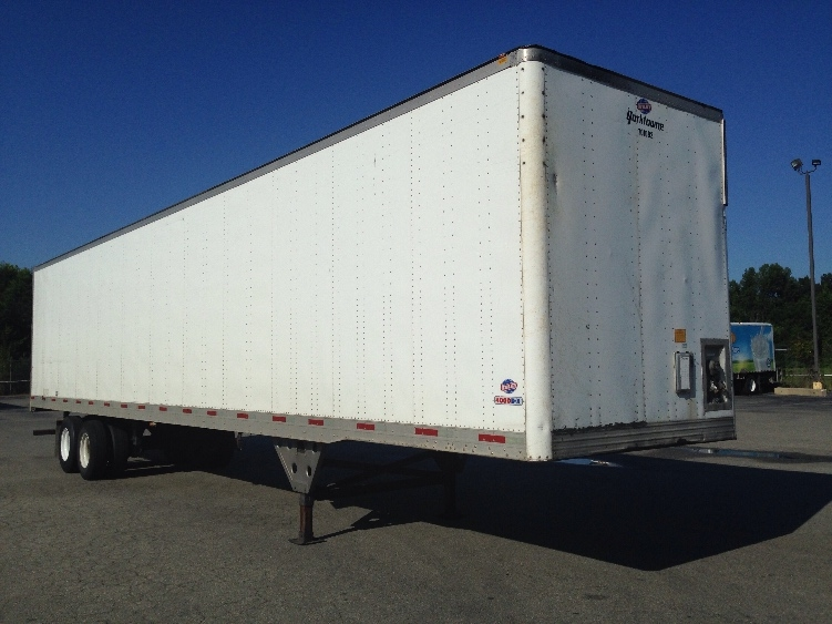 Dry Van Trailer-Semi Trailers-Utility-2006-Trailer-SOUTH BOSTON-VA-288,500 miles-$14,250