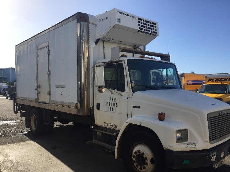 Medium Duty Box Truck-Light and Medium Duty Trucks-Freightliner-1998-FL70-HONOLULU-HI-223,648 miles-$3,250