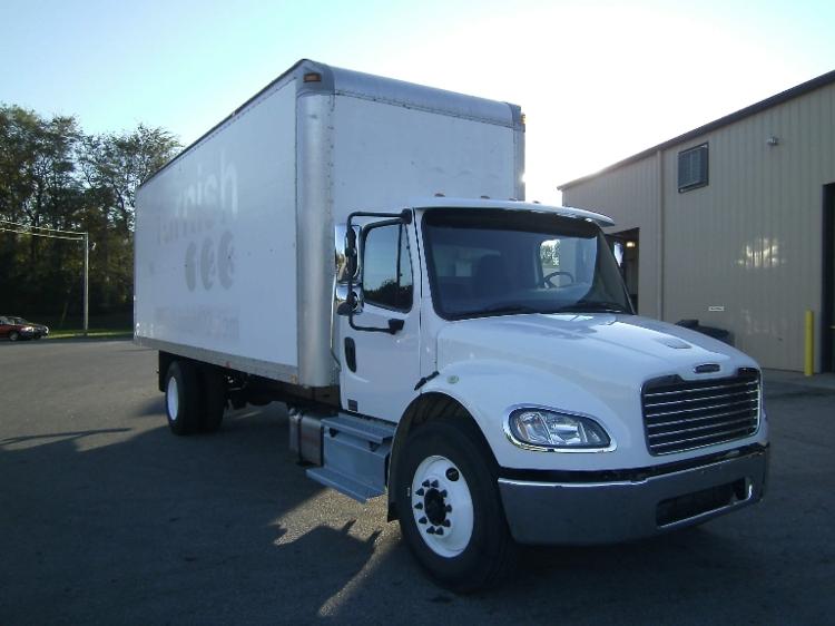 Medium Duty Box Truck-Light and Medium Duty Trucks-Freightliner-2012-M2-CLARKSVILLE-TN-167,167 miles-$30,500