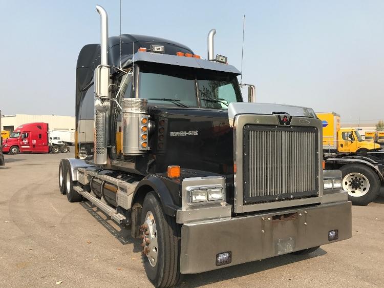 Sleeper Tractor-Heavy Duty Tractors-Western Star-2007-4900FA-CALGARY-AB-1,199,271 km-$28,000