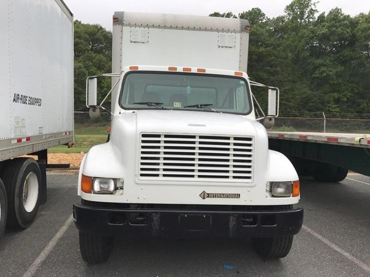 Medium Duty Box Truck-Light and Medium Duty Trucks-International-2001-4700-FREDERICKSBURG-VA-44,037 miles-$4,000