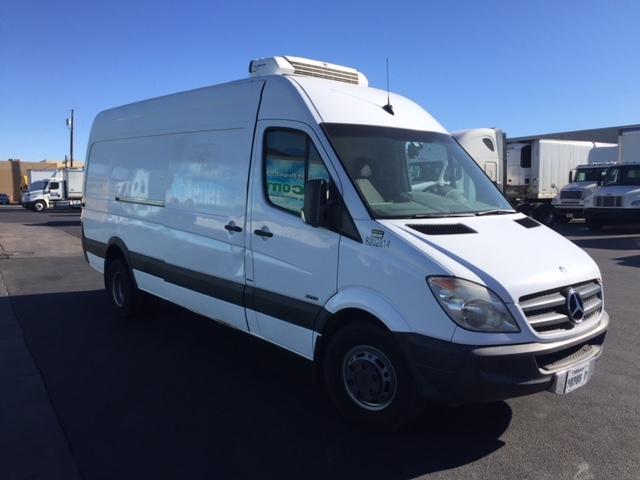 Cargo Van (Panel Van)-Light and Medium Duty Trucks-Mercedes-2010-Mercedes Sprinter-LAS VEGAS-NV-134,355 miles-$24,250