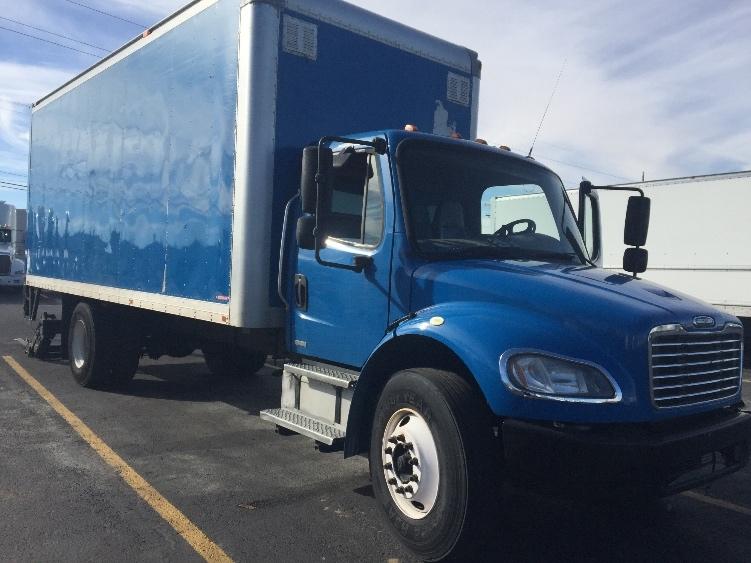 Medium Duty Box Truck-Light and Medium Duty Trucks-Freightliner-2009-M2-ALBUQUERQUE-NM-218,204 miles-$31,750