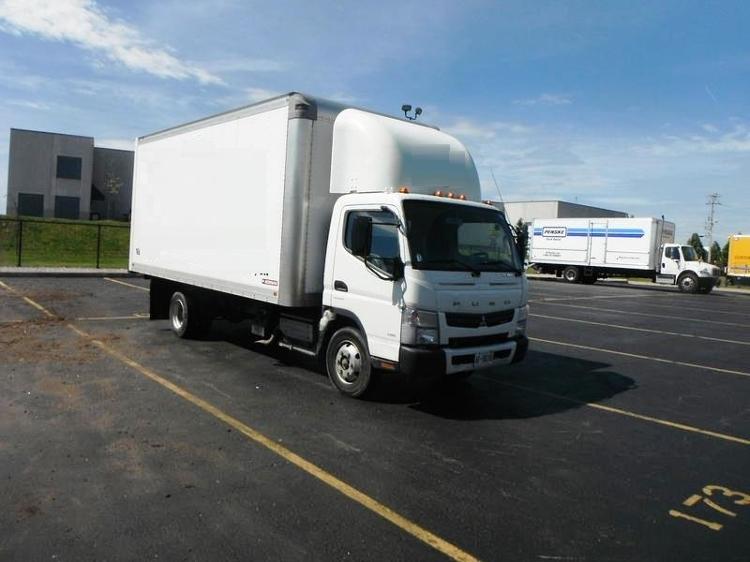 Medium Duty Box Truck-Light and Medium Duty Trucks-Mitsubishi-2012-FE180-CAMBRIDGE-ON-81,567 km-$35,250
