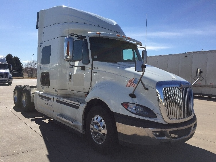 Sleeper Tractor-Heavy Duty Tractors-International-2013-ProStar-FORT COLLINS-CO-439,511 miles-$26,750