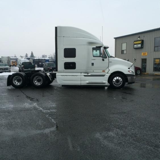 Sleeper Tractor-Heavy Duty Tractors-International-2013-ProStar-YAKIMA-WA-437,361 miles-$24,250
