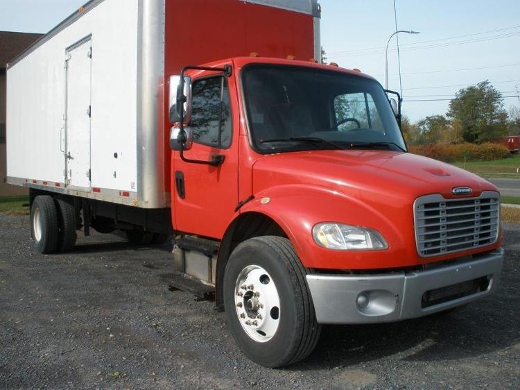 Medium Duty Box Truck-Specialized Equipment-Freightliner-2005-M2-AUBURN-NY-171,254 miles-$14,250