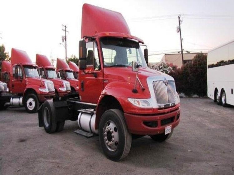 Day Cab Tractor-Heavy Duty Tractors-International-2012-4400-WEST SACRAMENTO-CA-163,245 miles-$33,250