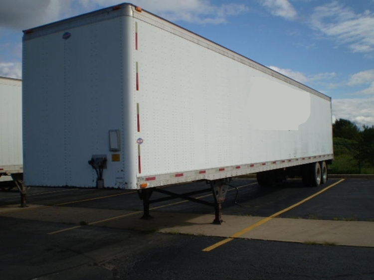 Dry Van Trailer-Semi Trailers-Utility-1998-Trailer-SOUTH BEND-IN-0 miles-$4,750