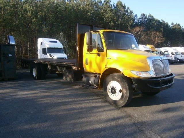 Flatbed Truck-Light and Medium Duty Trucks-International-2008-4300-PELL CITY-AL-221,567 miles-$23,250