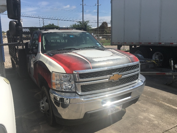 Flatbed Truck-Light and Medium Duty Trucks-Chevrolet-2011-C3500-DALLAS-TX-220,724 miles-$6,500