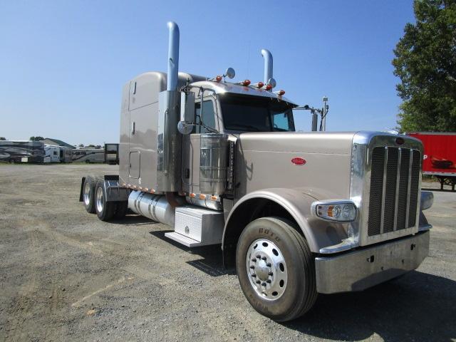 Sleeper Tractor-Heavy Duty Tractors-Peterbilt-2010-389-GREENSBORO-NC-644,587 miles-$56,000