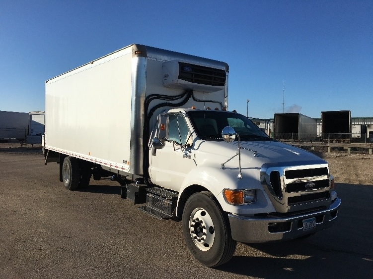 Reefer Truck-Light and Medium Duty Trucks-Ford-2011-F650-BROOKLYN PARK-MN-246,632 miles-$23,000