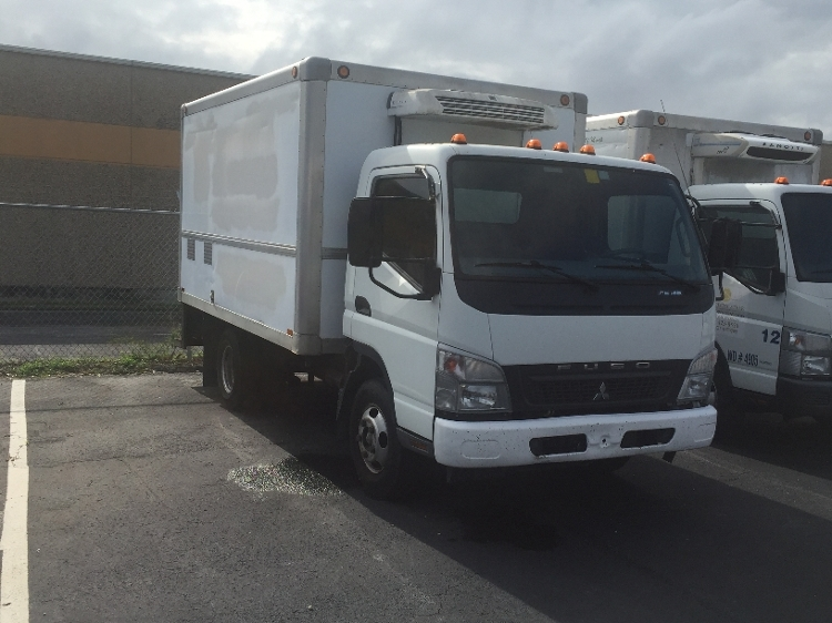 Reefer Truck-Light and Medium Duty Trucks-Mitsubishi-2008-FE125-ORLANDO-FL-207,754 miles-$14,750