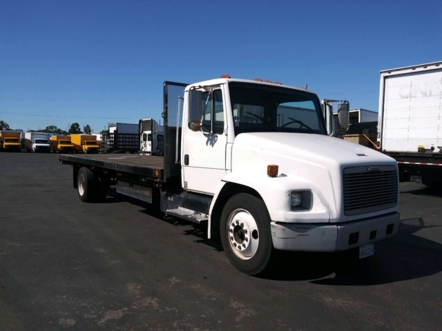 Day Cab Tractor-Heavy Duty Tractors-Freightliner-1998-FL70-TORRANCE-CA-150,561 miles-$7,000