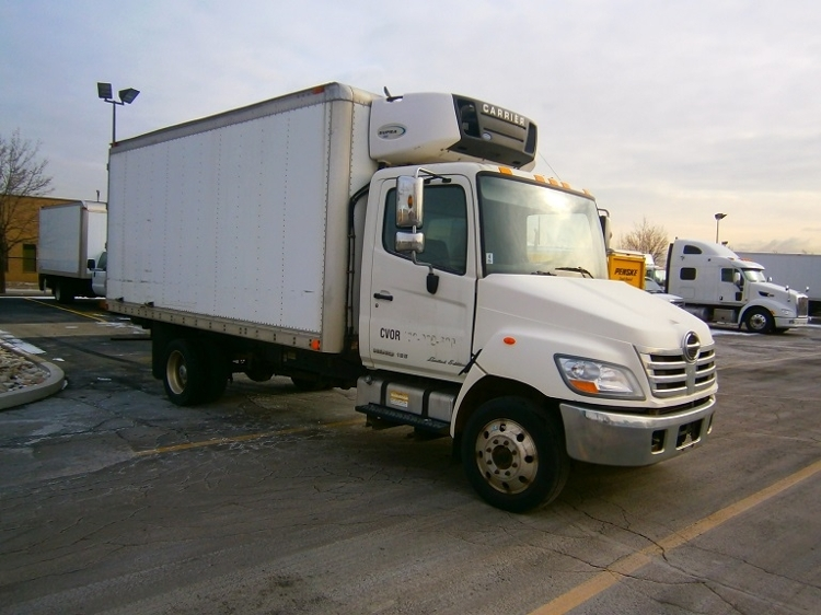 Reefer Truck-Light and Medium Duty Trucks-Hino-2010-185-MISSISSAUGA-ON-315,966 km-$19,500