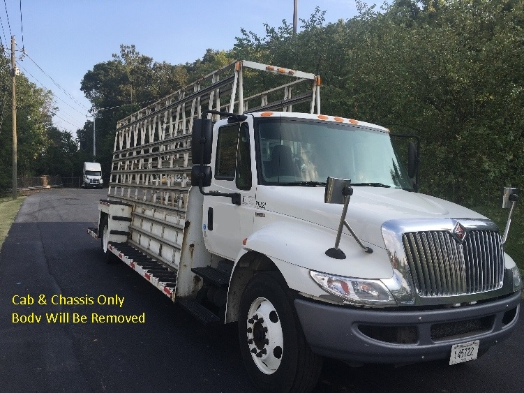 Cab and Chassis Truck-Light and Medium Duty Trucks-International-2011-4300-CONYERS-GA-328,129 miles-$17,000