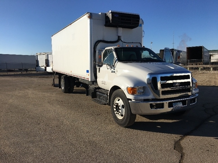 Reefer Truck-Light and Medium Duty Trucks-Ford-2012-F650-BROOKLYN PARK-MN-230,327 miles-$25,000