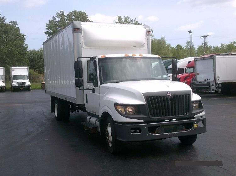 Medium Duty Box Truck-Light and Medium Duty Trucks-International-2012-TERASTAR-CARLISLE-PA-134,857 miles-$17,500