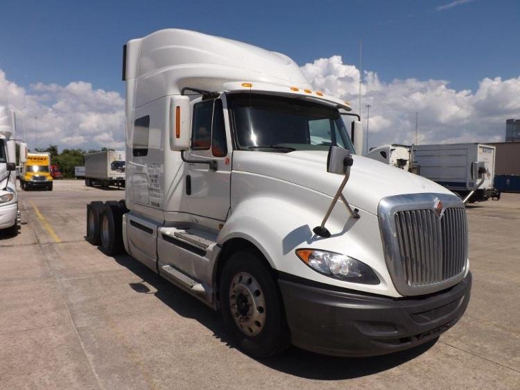 Sleeper Tractor-Heavy Duty Tractors-International-2011-ProStar-HOUSTON-TX-530,728 miles-$28,750