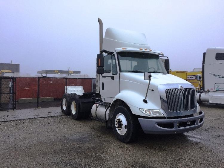 Day Cab Tractor-Heavy Duty Tractors-International-2009-8600-WARREN-MI-338,451 miles-$25,000
