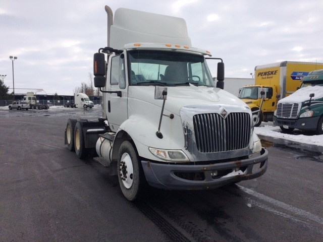 Day Cab Tractor-Heavy Duty Tractors-International-2009-8600-PERRYSBURG-OH-317,143 miles-$24,000