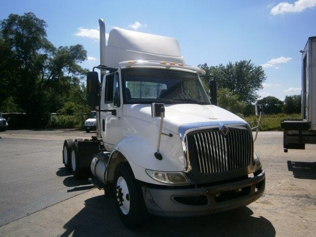 Day Cab Tractor-Heavy Duty Tractors-International-2009-8600-GREENSBORO-NC-363,779 miles-$24,750