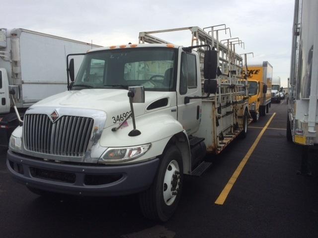 Medium Duty Box Truck-Light and Medium Duty Trucks-International-2011-4300-BATON ROUGE-LA-228,158 miles-$6,750