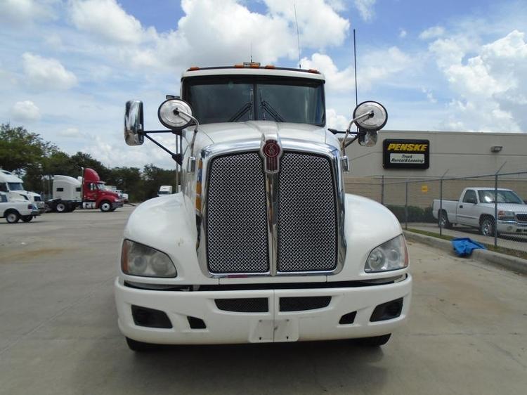 Day Cab Tractor-Heavy Duty Tractors-Kenworth-2013-T660-ORLANDO-FL-518,189 miles-$37,750