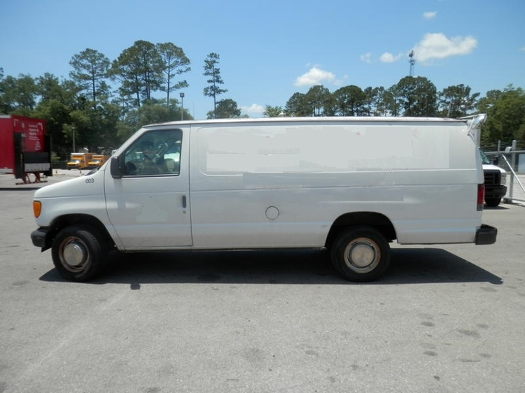 Cargo Van (Panel Van)-Light and Medium Duty Trucks-Ford-2003-E250-TALLAHASSEE-FL-80,462 miles-$9,400