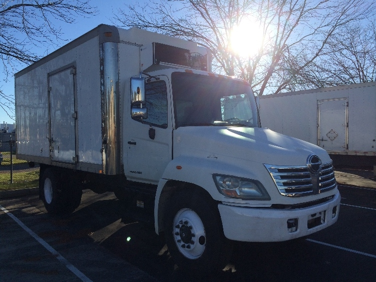 Reefer Truck-Light and Medium Duty Trucks-Hino-2008-268-INDIANAPOLIS-IN-311,191 miles-$11,250