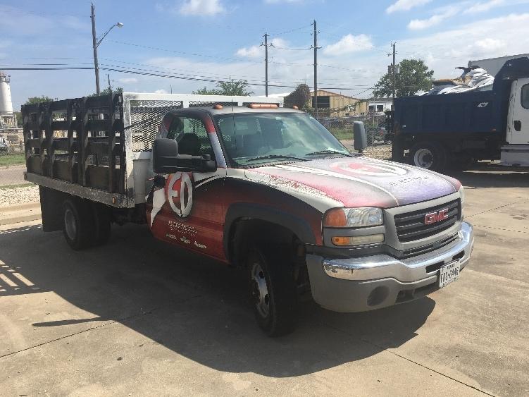 Flatbed Truck-Light and Medium Duty Trucks-GMC-2007-SIERRA-DALLAS-TX-243,838 miles-$4,750