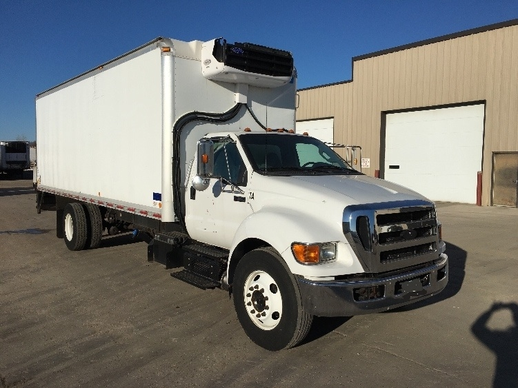 Reefer Truck-Light and Medium Duty Trucks-Ford-2012-F650-SAGINAW-MI-298,458 miles-$19,000