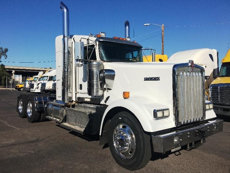 Sleeper Tractor-Heavy Duty Tractors-Kenworth-2012-W900-PHOENIX-AZ-548,999 miles-$68,000