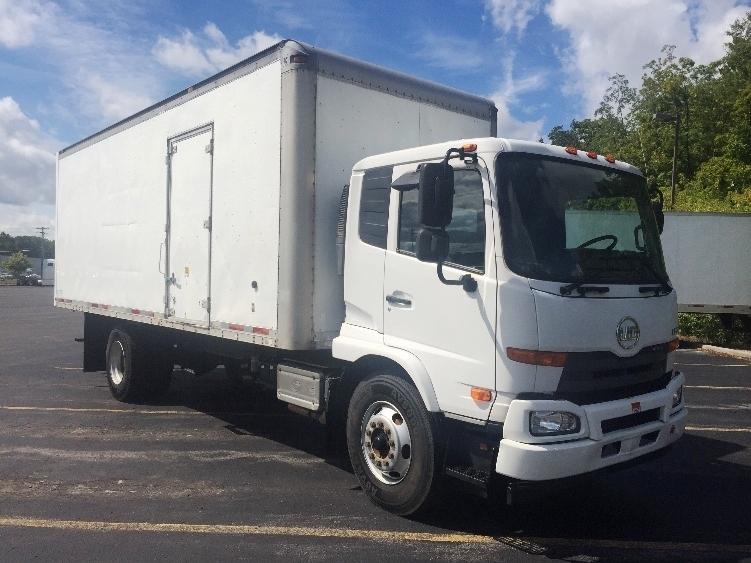 Medium Duty Box Truck-Light and Medium Duty Trucks-Nissan-2012-UD2600-LIVERPOOL-NY-155,182 miles-$33,250