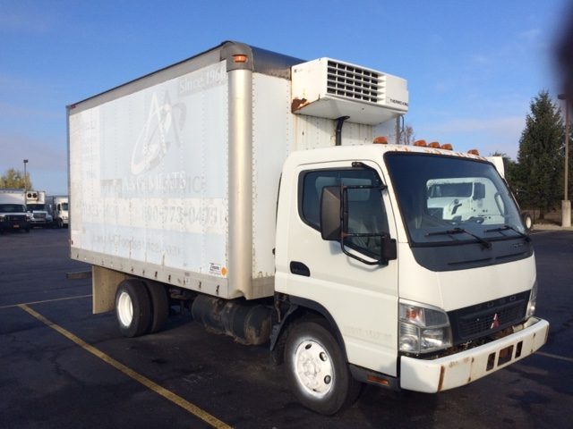 Reefer Truck-Light and Medium Duty Trucks-Mitsubishi-2006-FE145-ROCHESTER-NY-195,105 miles-$10,000
