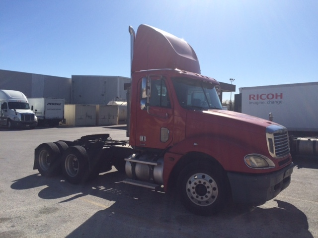 Day Cab Tractor-Heavy Duty Tractors-Freightliner-2006-Columbia CL12064ST-HOUSTON-TX-499,455 miles-$30,250
